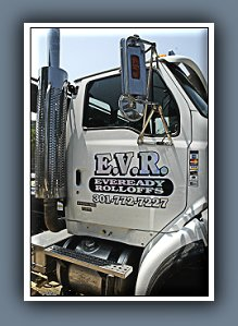 Eveready Rolloffs Truck